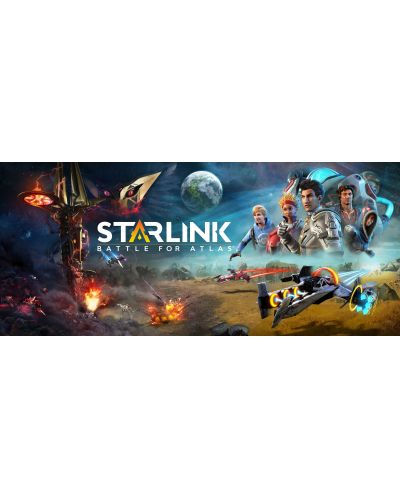 Starlink: Battle for Atlas - Starter Pack (PS4) - 11