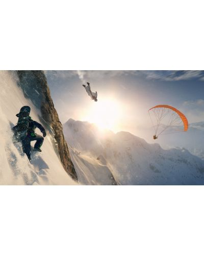 Steep X Games Gold Edition (PS4) - 3