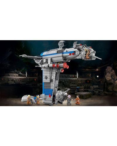 Конструктор Lego, Star Wars - Бомбардировач на Съпротивата (75188) - 5