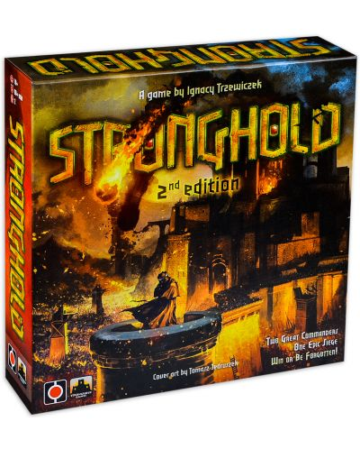 Настолна игра Stronghold 2nd Edition - 2