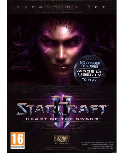 StarCraft II: Heart of the Swarm (PC) - 11