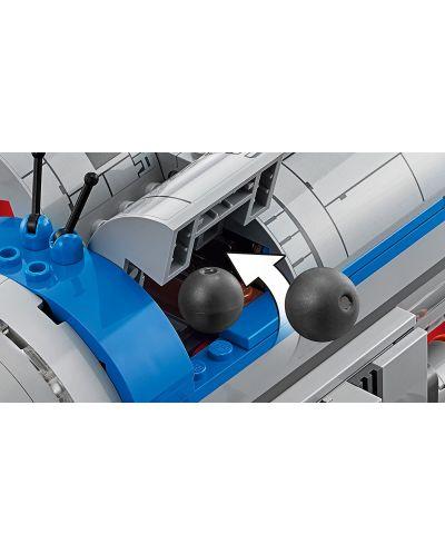 Конструктор Lego, Star Wars - Бомбардировач на Съпротивата (75188) - 4