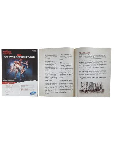 Ролева игра Stranger Things Dungeons & Dragons Starter Set - 9