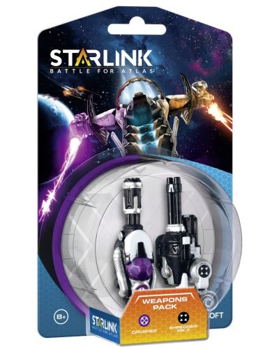 Starlink: Battle for Atlas - Weapon Pack, Crusher & Shredder - 1