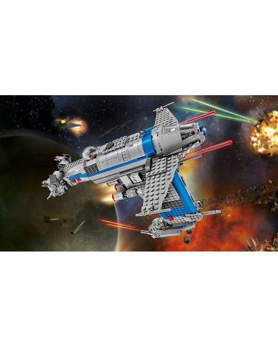 Конструктор Lego, Star Wars - Бомбардировач на Съпротивата (75188) - 6