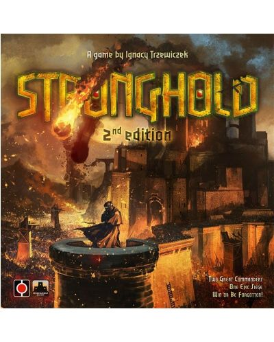 Настолна игра Stronghold 2nd Edition - 6