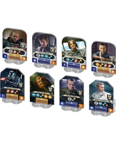 Разширение за Star Wars - Rebellion - Rise of the Empire - 4