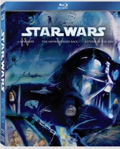 Star Wars: Original Trilogy (Blu-Ray) - 2