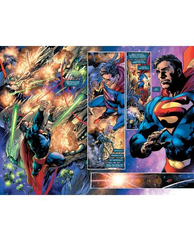 Superman, Vol. 1: The Unity Saga: Phantom Earth-3 - 6