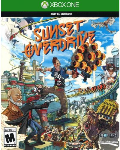Sunset Overdrive (Xbox One) - 1