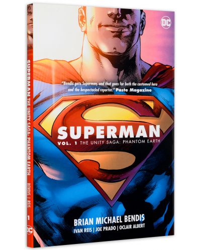 Superman, Vol. 1: The Unity Saga: Phantom Earth - 3