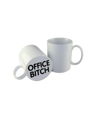 Чаша-изненада - Office B***h - 2