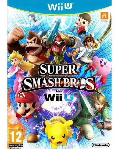 Super Smash Bros. (Wii U) - 1