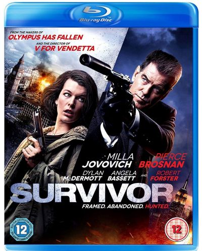 Survivor (Blu-Ray) - 1