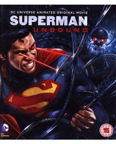 Superman Unbound (Blu-Ray) - 1