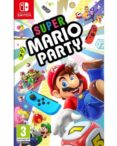Super Mario Party (Nintendo Switch) - 1