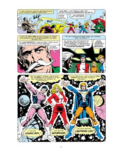 Superboy and the Legion of Super-Heroes Vol. 1-5 - 6