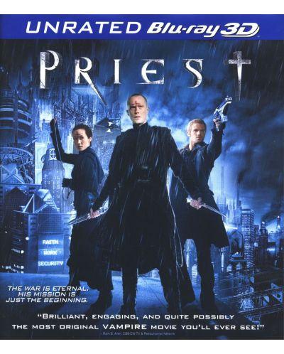 Свещеник 3D + 2D (Blu-Ray) - 1