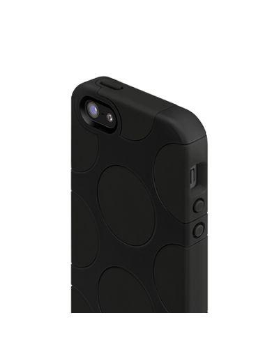 SwitchEasy FreeRunner за iPhone 5 -  черен - 4