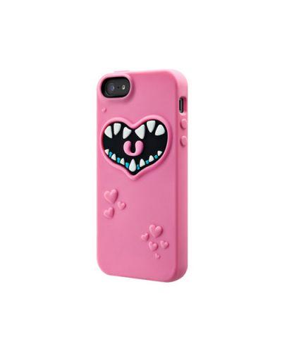 SwitchEasy Monsters Pinky за iPhone 5 -  розов - 1