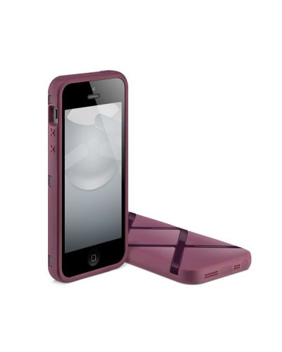SwitchEasy Bonds Furple Purple за iPhone 5 - 7