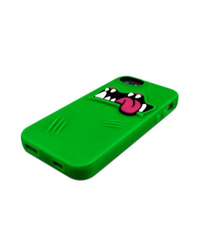 SwitchEasy Monsters Pinky за iPhone 5 -  розов - 7