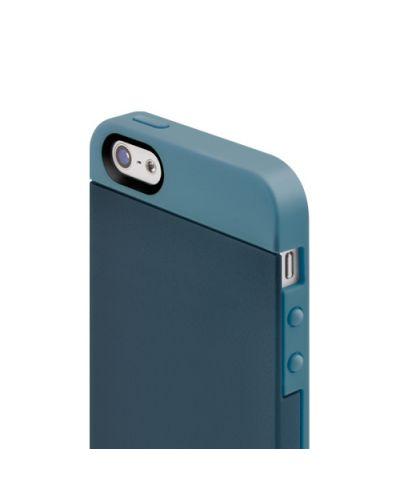 SwitchEasy Tones за iPhone 5 -  син - 4