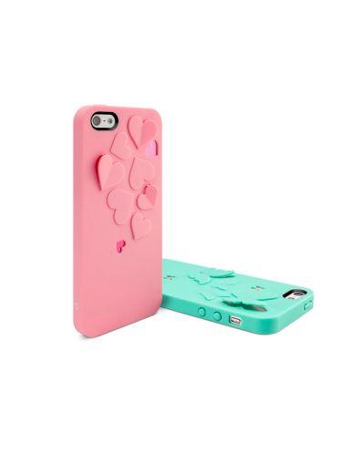 SwitchEasy Kirigami Pure Love за iPhone 5 -  черен - 7