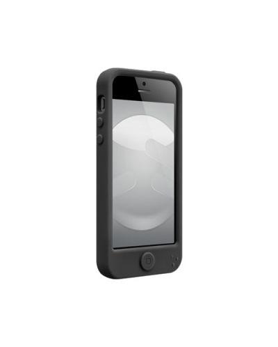 SwitchEasy Monsters Ticky за iPhone 5 -  черен - 2