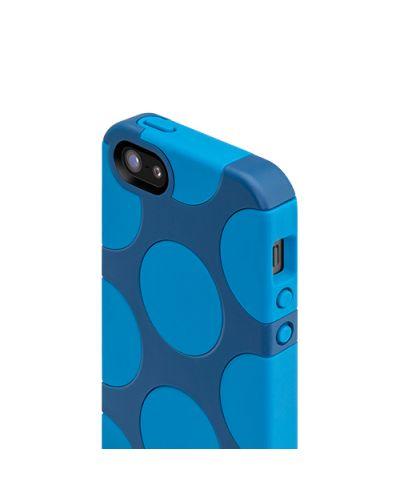SwitchEasy FreeRunner за iPhone 5 -  син - 4