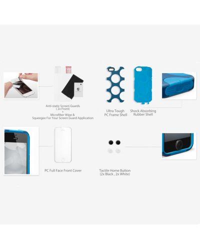 SwitchEasy FreeRunner за iPhone 5 -  бял - 8