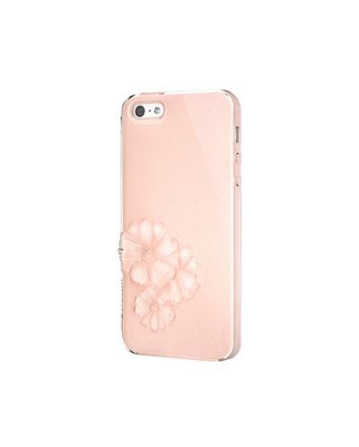 SwitchEasy Dahlia Sparkling Pink за iPhone 5 - 1