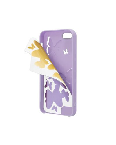 SwitchEasy Kirigami Lavender Wings за iPhone 5 -  лилав - 5