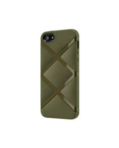 SwitchEasy Bonds Grenade Green за iPhone 5 -  зелен - 1