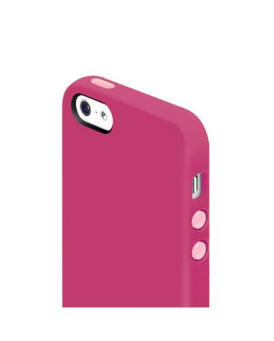 SwitchEasy Colors Fuschia за iPhone 5 - 4