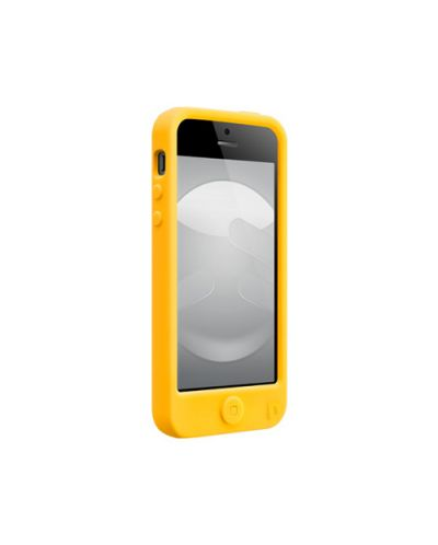 SwitchEasy Monsters Freaky за iPhone 5 -  жълт - 2