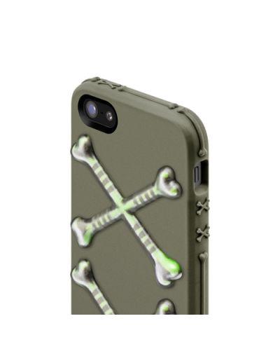 SwitchEasy Bones Alien за iPhone 5 - 4