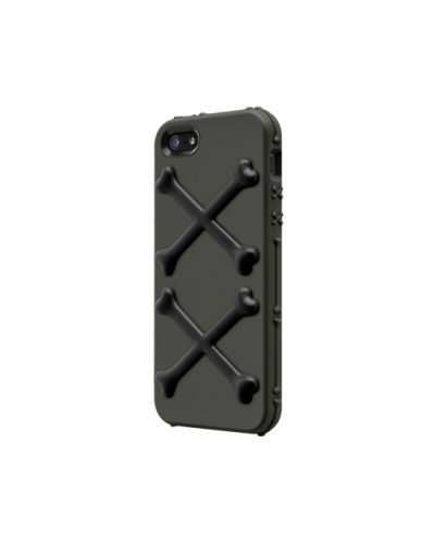 SwitchEasy Bones Venom Black за iPhone 5 - 1
