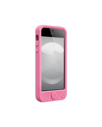 SwitchEasy Monsters Pinky за iPhone 5 -  розов - 2