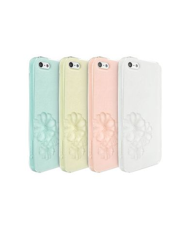 SwitchEasy Dahlia Sparkling Pink за iPhone 5 - 6