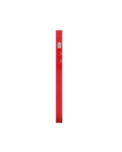 SwitchEasy Nude за iPhone 5 -  червен - 3