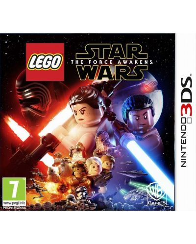 LEGO Star Wars The Force Awakens (3DS) - 1