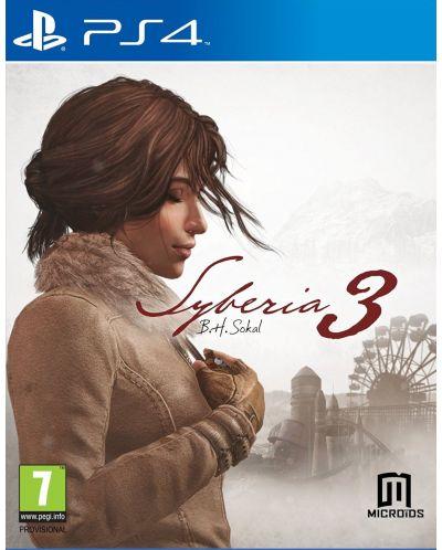 Syberia 3 (PS4) - 1