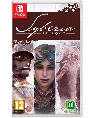 Syberia Trilogy (Nintendo Switch) - 1