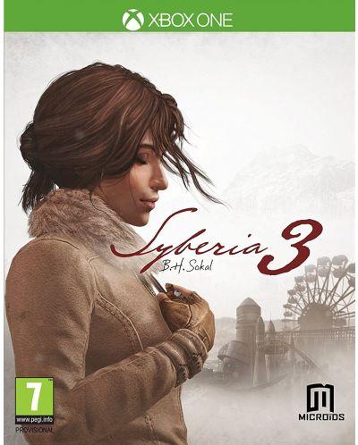 Syberia 3 (Xbox One) - 1