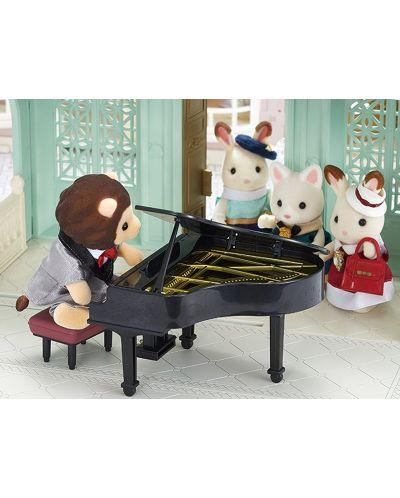 Игрален комплект Sylvanian Families Town - Концерт за пиано - 2