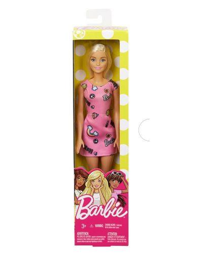 Кукла Mattel Barbie - Розова рокля - 1