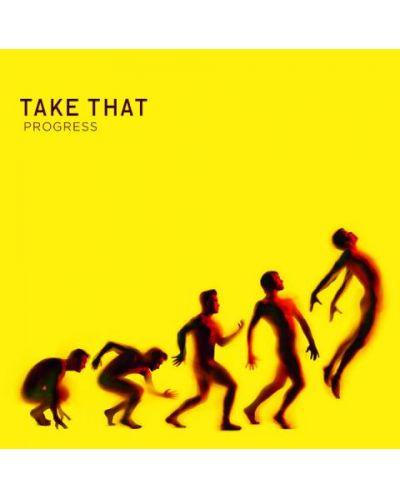 Take That - Progress (CD) - 1