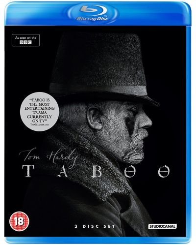 Taboo - Season One (Blu-Ray) - 1