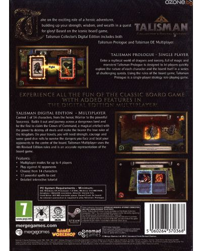 Talisman Collectors Digital Edition (PC) - 10